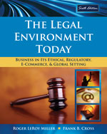 The Legal Environmen…,9780324599251