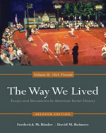 The Way We Lived: Es…,9780840029515