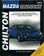 Mazda 323, MX-3, 626…, 9780801991301