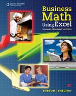 Business Math Using …,9780538731195