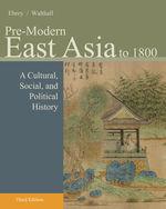 Pre-Modern East Asia…,9781133606512