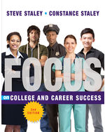 FOCUS on College and…, 9781435462373