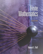 Finite Mathematics, …,9780495118428