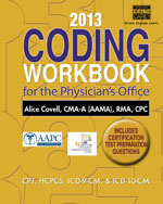 2013 Coding Workbook…