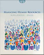 Managing Human Resou…,9780324184051