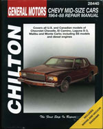 GM Chevrolet Mid-Siz…,9780801985942