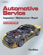 Automotive Service: …,9781401812348