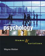 Bundle: Psychology: …,9780495276067