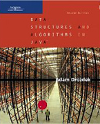 Data Structures and …, 9780534492526