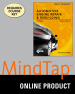 MindTap® Automotive,…