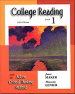 College Reading with…,9780155066441
