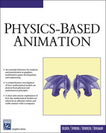 Physics Based Animat…,9781584503804