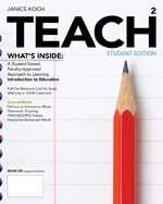 TEACH 2 (with Course…,9781133963394