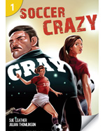 Soccer Crazy: Page T…,9781424046539
