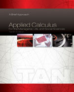 Applied Calculus for…,9781285464640