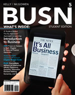 BUSN 5 (with CourseM…,9781111826734