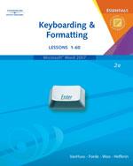 Bundle: Keyboarding …,9780324828405