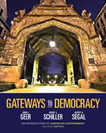 Gateways to Democrac…,9781133602231