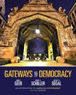 Gateways to Democrac…, 9781133602231