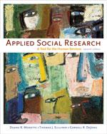 Applied Social Resea…,9780495392460