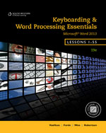 Keyboarding and Word…, 9781133588948