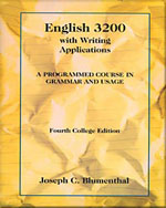 English 3200 with Wr…,9780155008656