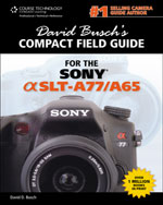 David Busch's Sony A…,9781133948865