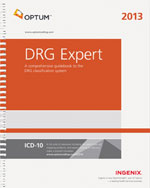 DRG Expert 2013, 1st…,9781601516527