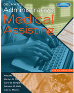 Medical assisting textbooks and ebook textbooks nelsonbrain bundle delmars administrative medical assisting with premium website 2 terms 12 months printed access card and medical office simulation software 20 sciox Choice Image