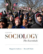 Study Guide for Andersen/Taylor's Sociology: The Essentials, ISBN-13: 978-0-495-90458-8