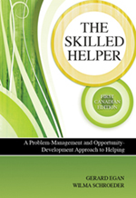 Counseling textbooks and ebook textbooks nelsonbrain the skilled helper 1st edition fandeluxe Choice Image