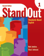 Stand Out 1: Text/Au…, 9781424040902
