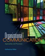 Organizational Commu…, 9780495898320