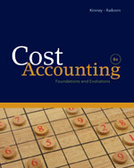 Cost Accounting, 8th…, 9780538798280
