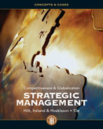 Strategic Management…, 9781111825874