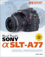 David Busch's Sony A…, 9781133597131