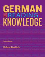 German for Reading K…,9781133604266