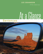 At a Glance: Sentenc…,9780495906377