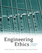 Engineering Ethics: …,9780495502791