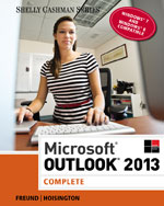 Microsoft Outlook 20…, 9781285168876