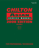 Chilton Asian Servic…, 9781428322158