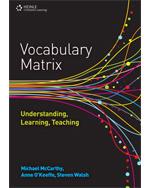 Vocabulary Matrix: U…,9781424052530