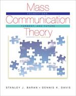 Mass Communication T…, 9780495503637