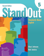 Stand Out 5: Audio C…, 9781424017881