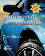 Automotive Service: …, 9781418037581