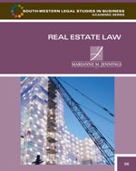Real Estate Law, 9th…,9781439040317