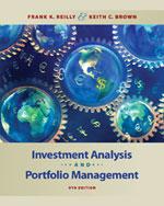 Investment Analysis …, 9780324656121