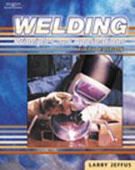 Welding, 5E: Princip…,9781401810467