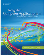 Integrated Computer …, 9781111988098