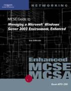 70-290: MCSE Guide t…,9781423902898
